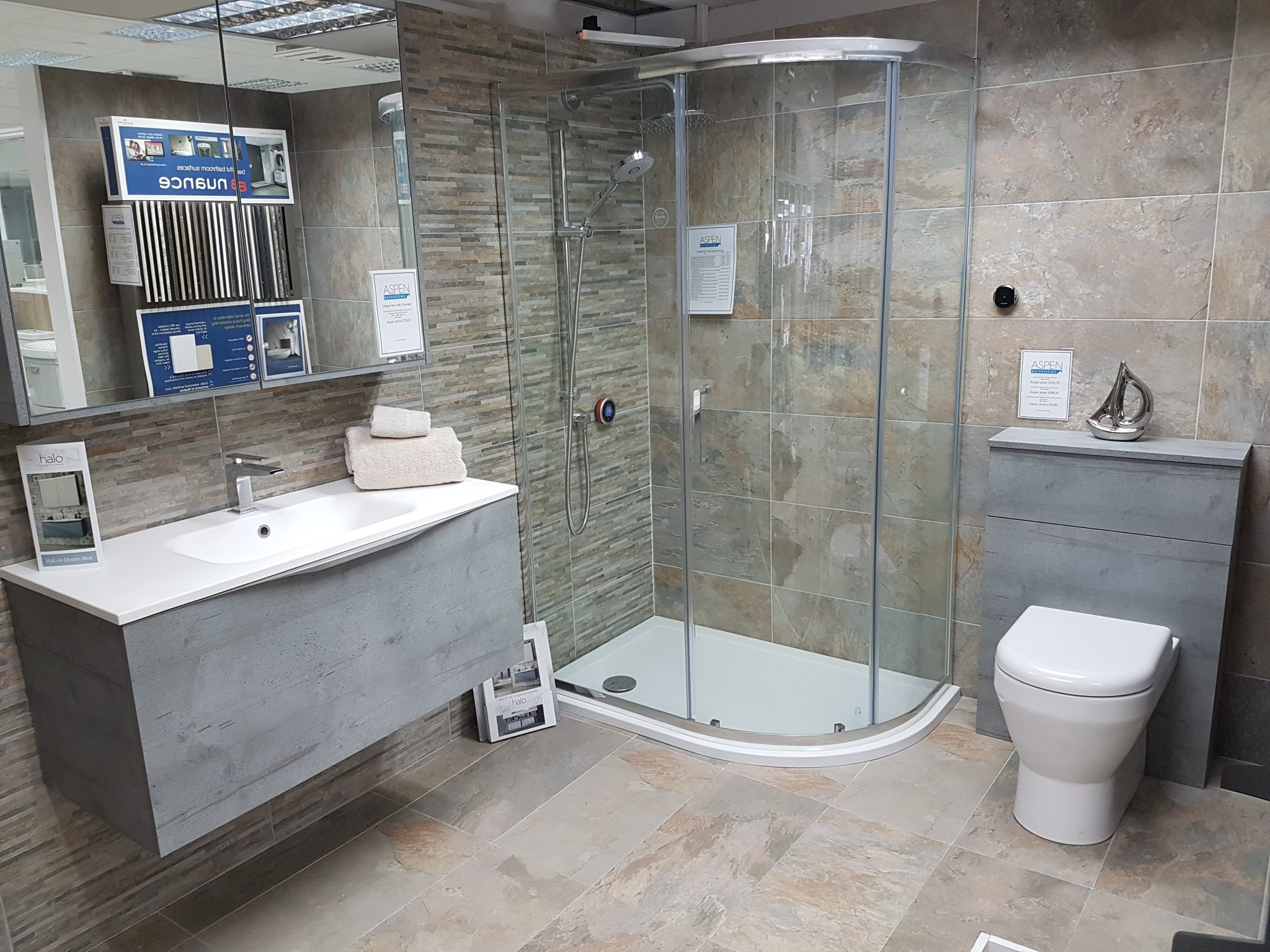 bathroom showroom Grimsby