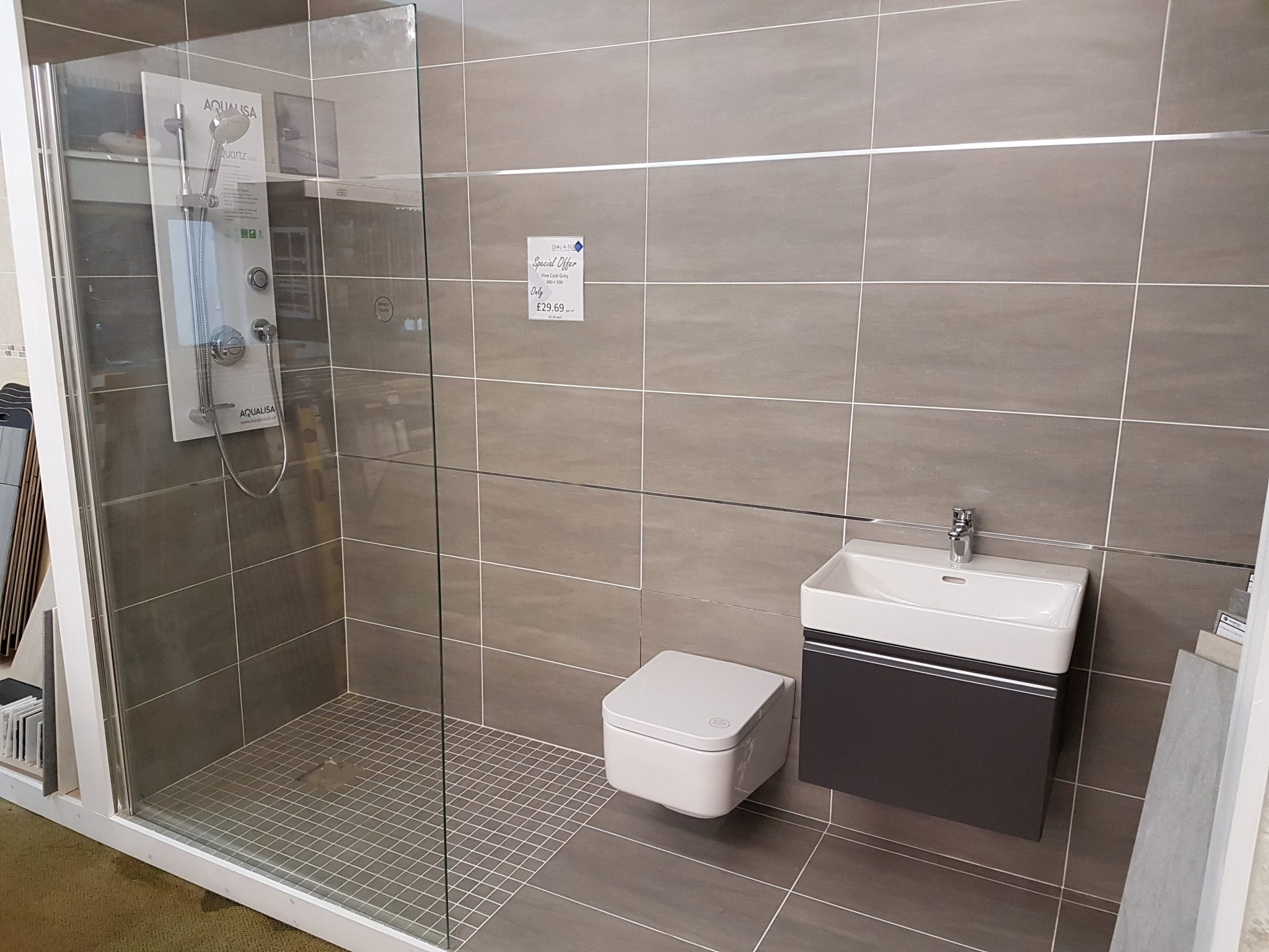 Bathroom showroom Louth